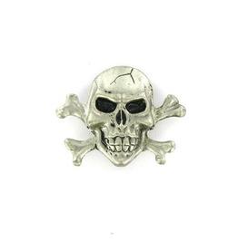 Skull & Crossbones Belt Buckle