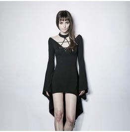 Limited Edition Designer Retro Sexy Irregular Dress