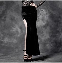 Gothic Punk Irregular Bodycon Skirts