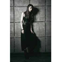 Punk Rock Style Irregular Slim Dress