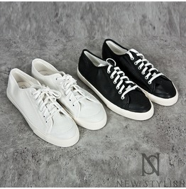 Micro Punching Texture Comport Sneakers, Shoes 284