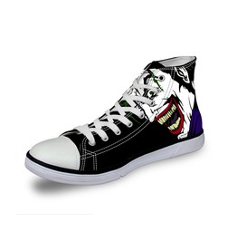 Rock Shoes Joker Hi Top Shoes Women Men Shoes Punk Rock Shoe