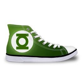 Green Tern Shoes Green Shoes Women Shoe Men Shoes Marvel Casual Shoes