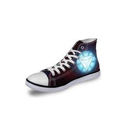 Iron Man Shoes Green Shoes Women Shoe Men Shoes Marvel Casual Shoes