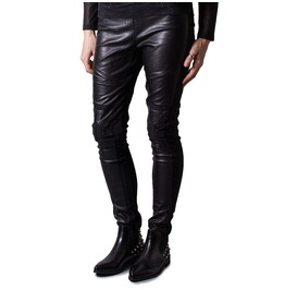 Skinny Faux Leather Trouser