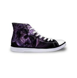 Skull Rock Shoes White Shoes Women Shoe Men Shoes Casual Shoes