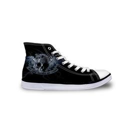 Skull Rock Shoes Black Shoes White Shoes Women Shoe Men Shoes Casual Shoes