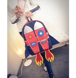 Rocket Backpack / Mochila Cohete Wh193