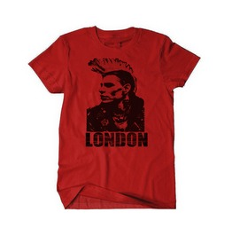 London Punk T Shirt Anarchy We Are Out Of Bloody Order By Rancid Nation