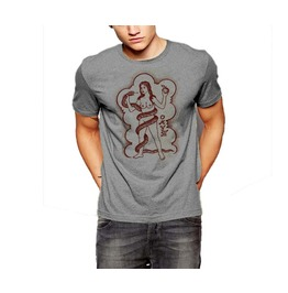 Goth T Shirt Eve And The Snake Vintage Tattoo Cotton Tee