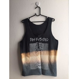 Japanese Joy Division Vest Tank Top M