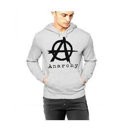 Anarchy Hoodie Custom Logo Pullover By Rancid Nation