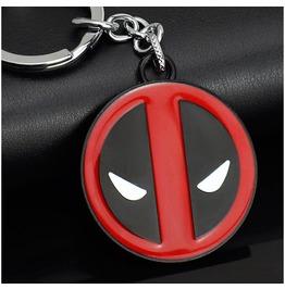 Deadpool Keyrings Keychain Key Holder Avengers Marvel Super Hero