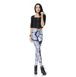 New Arrival Printed Stretchy Leggings Sexy Jeggings