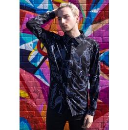 Boner Smart Casual Long Sleeve Shirt Offend My Eyes Unisex Xxs To 4 Xl