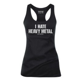 I hate heavy metal tank top tanks tops and camis