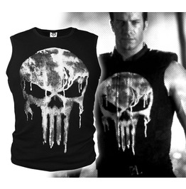 The Punisher Skull Slim Vest