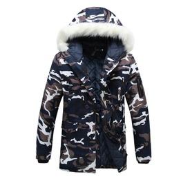 Camo Parka Coat