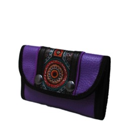 Small Wallet, Personalized Wallet, Handmade Wallet, Vegan, Leather Wallet