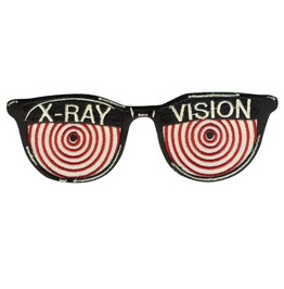 X Ray Vision Patch