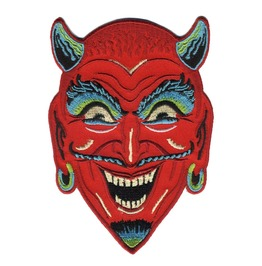 Fun House Devil Patch