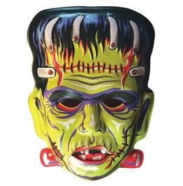Big Frankie Vac Tastic Plastic Mask