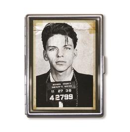 Frank Sinatra Mugshot Cigarette Case