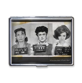 Housewives Mugshot Cigarette Case