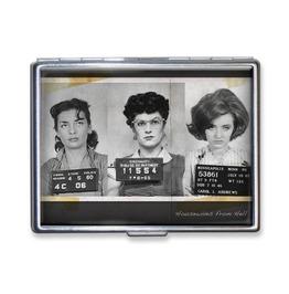 Housewives Mugshot Cigarette Case