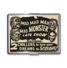 Mad Monster Cigarette Case