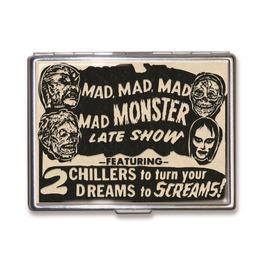 Mad Monster Cigarette Case