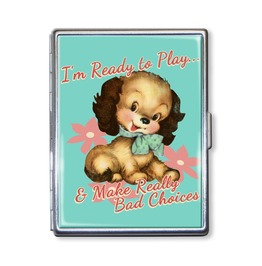 Ready To Play Cigarette Case