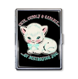 Cute And Cuddly Cigarette Case