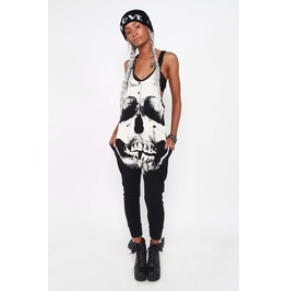 Iron Fist Clothing Loose Tooth Romper