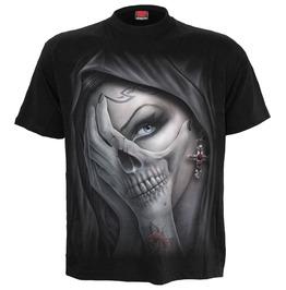 Spiral Mens Dead Hand T Shirt Black