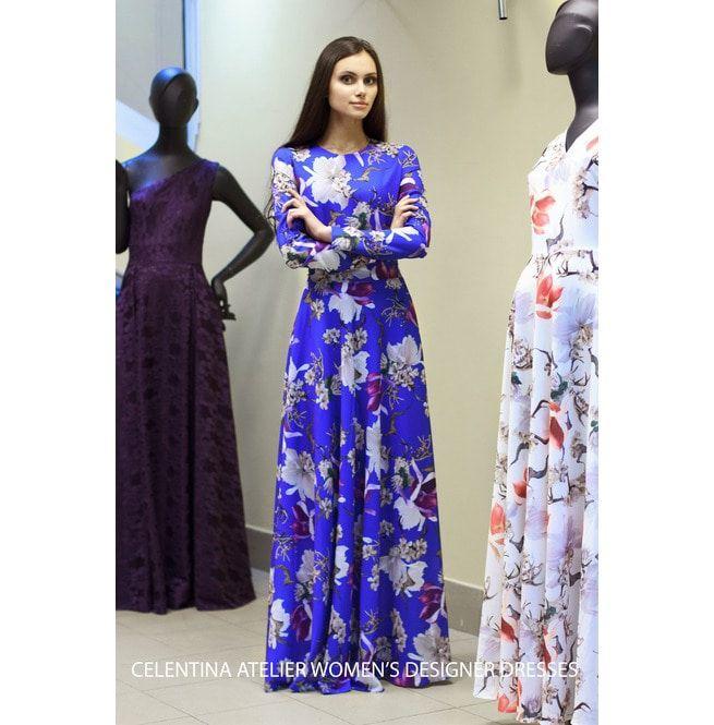 f1800b3fd31 Long Summer Dresses with Sleeves – Fashion dresses