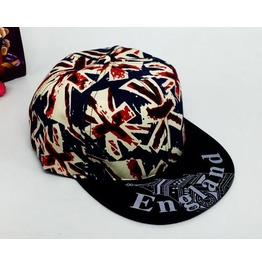 Hip Hop Cap Uk British Union Jack Flag Hat A27