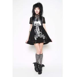 Iron Fist Clothing Wishbone Halo Dress