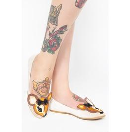 Iron Fist Shoes Deer Me Flat