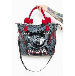 Iron Fist Clothing Wolfbeater Tote