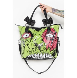 Iron Fist Clothing Zombie Stomper Tote