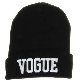 Wool Winter Unisex Vogue Beanies