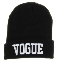 Wool Winter Unisex Vogue Beanies