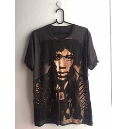 Jimi Hendrix Classic Pop T Shirt M