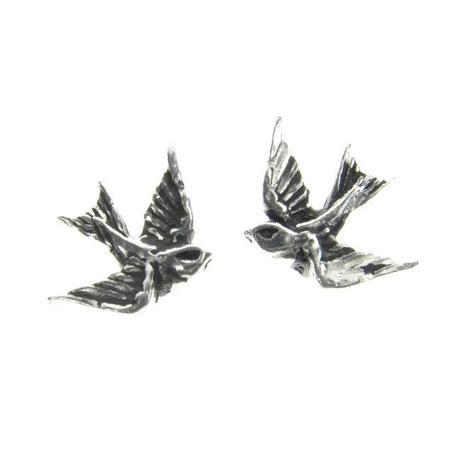 rebelsmarket_swallow_studs_alternative_earrings_alchemy_gothic_earrings_2.jpg