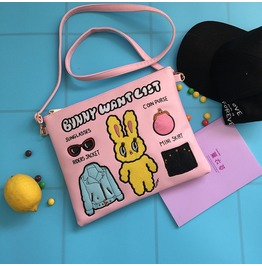 Rabbit Bag / Bolso Conejo Wh231