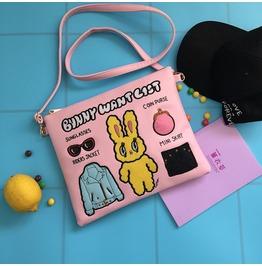 Rabbit Bag / Bolso Conejo Wh231