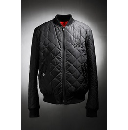 Skull Quilted Jacket