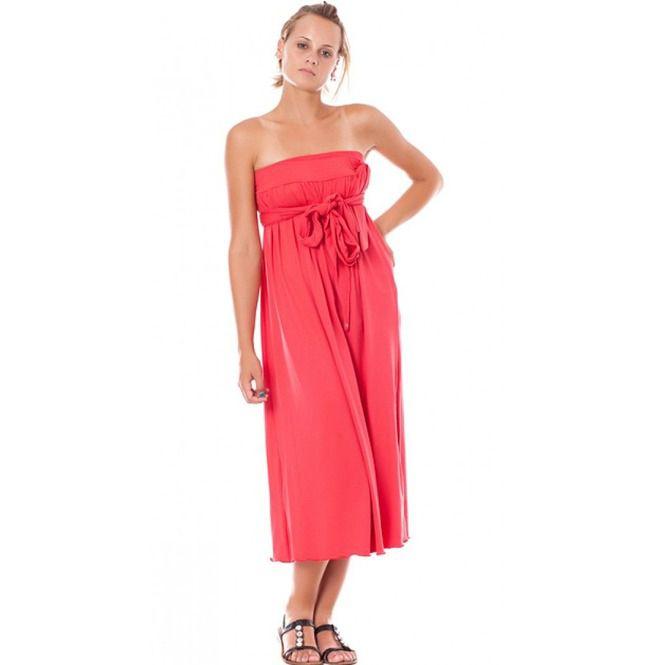 Red Dress Skirt, Flaved Dress Skirt, Bustier Dress, Plus Size Bustier Skirt