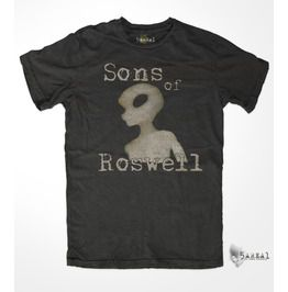 Sons Of Roswell, T Shirt, By 5 Area1, Our Sister Brand, Men's/